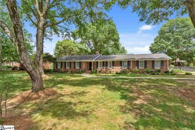 Greenville Single Family Home For Sale: 37 Isbell