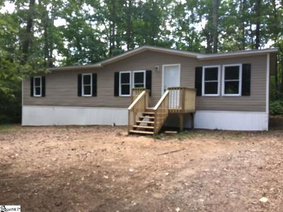 Greenville County Mobile Home For Sale: 15 Cedar Summit