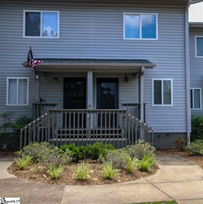 Greenville County Condo/Townhouse Contingency Contract: 805 Stallings #Unit 105