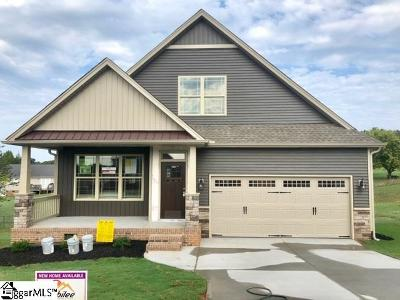 Anderson Single Family Home For Sale: 22 Rosabella