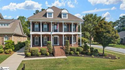 Greenville Single Family Home For Sale: 2 Firnstone