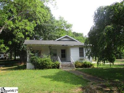Easley Single Family Home For Sale: 105 Phillips