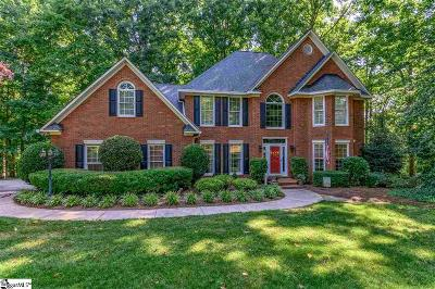Easley Single Family Home For Sale: 506 Shadow Oaks
