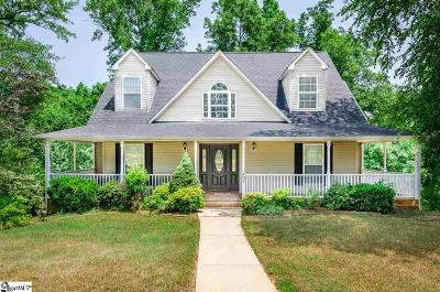 Piedmont Single Family Home For Sale: 401 Woodson