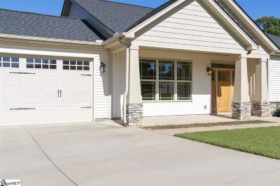 Woodlands At Walnut Cove Single Family Home For Sale: 38 Arbolado