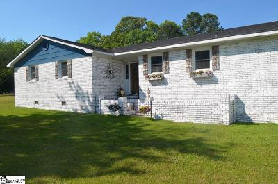 Donalds Single Family Home Contingency Contract: 593 Highway 178 S