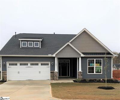 Greer Single Family Home For Sale: 702 Corley #Lot 49