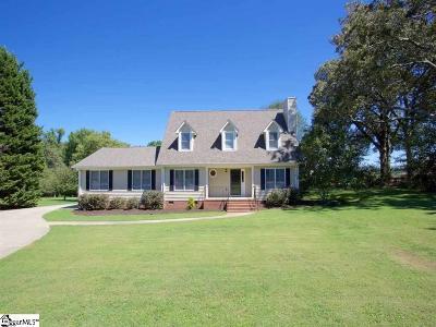 Simpsonville Single Family Home For Sale: 1332 Jonesville