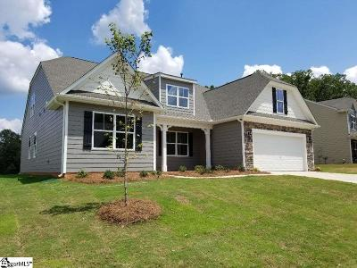 Grayson Park Single Family Home For Sale: 301 Hearthwood #lot 24