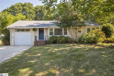 Parkins Mill, Parkins Mill Area Single Family Home Contingency Contract: 410 Willow Springs