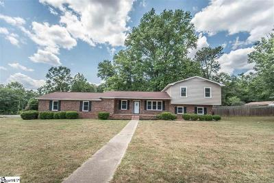 Greenville Single Family Home For Sale: 103 Shiloh