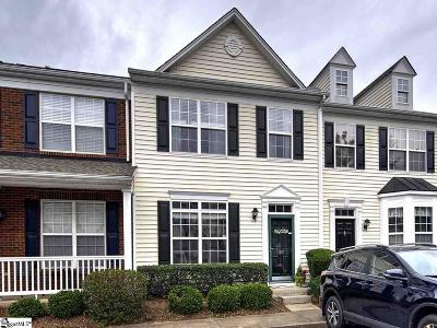 Mauldin Condo/Townhouse Contingency Contract: 109 Bumble