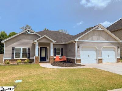 Woodruff Single Family Home For Sale: 505 E Czardas