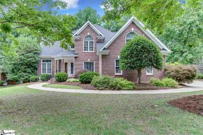 Greenville Single Family Home Contingency Contract: 345 Raes Creek
