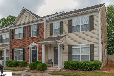 Mauldin Condo/Townhouse Contingency Contract: 148 Bumble