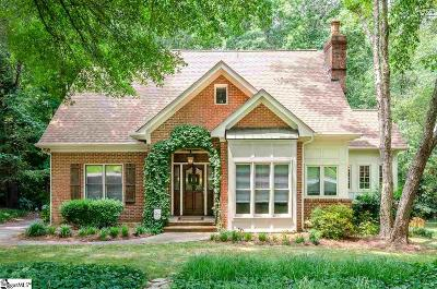 Simpsonville Single Family Home For Sale: 235 Deer Spring