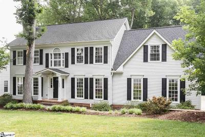 Greenville Single Family Home For Sale: 601 Creekview