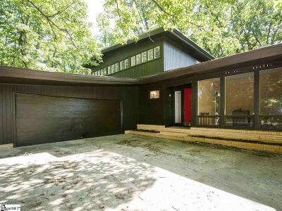 Greenville Single Family Home For Sale: 312 Fairview