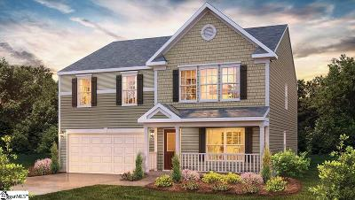 Piedmont Single Family Home For Sale: 2 Crossway