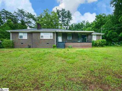 Greer Single Family Home For Sale: 110 Arch