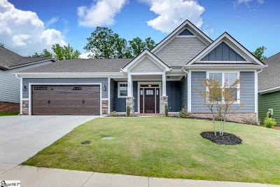 Simpsonville Single Family Home For Sale: 317 Longfellow