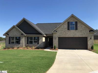 Inman Single Family Home For Sale: 614 E Dateria
