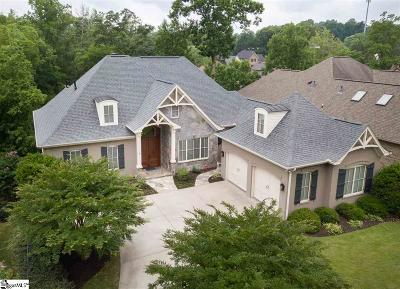 Greenville Single Family Home For Sale: 6 Thornton