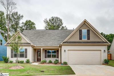 Simpsonville Single Family Home For Sale: 205 Nearmeadows