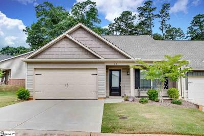 Mauldin Condo/Townhouse For Sale: 68 Endeavor
