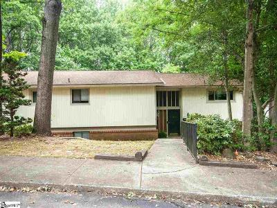 Greenville County Condo/Townhouse For Sale: 78 Briarview