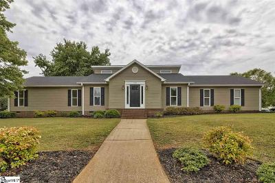 Greenville Single Family Home Contingency Contract: 103 Wild Turkey