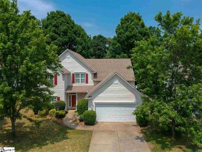 Greenville County Single Family Home For Sale: 117 N Orchard Farms