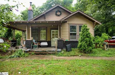 Greer Single Family Home For Sale: 700 Trade