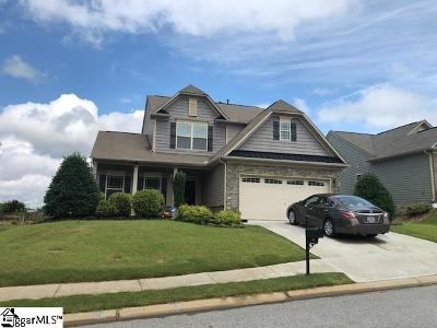 Greenville County Single Family Home For Sale: 9 Tuttle