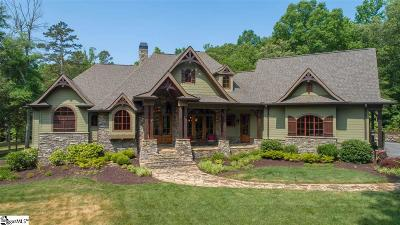 Simpsonville Single Family Home Contingency Contract: 250 Coachman