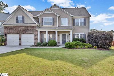 Simpsonville Single Family Home Contingency Contract: 14 Roanoke Hills