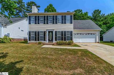 Simpsonville Single Family Home For Sale: 205 Great Oaks