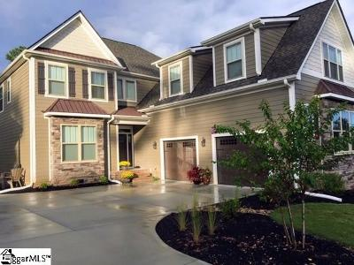 Travelers Rest SC Single Family Home For Sale: $439,900