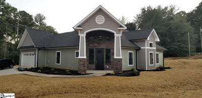 Easley Single Family Home For Sale: 100 Pineview