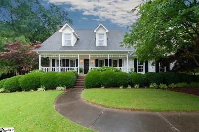 Simpsonville Single Family Home For Sale: 200 Foxhound
