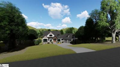 Greenville Single Family Home For Sale: 15 Club Forest