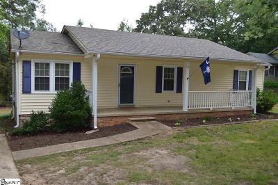 Taylors Single Family Home Contingency Contract: 14 Laurel