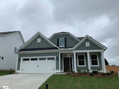 Boiling Springs Single Family Home For Sale: 815 Orchard Valley