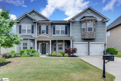 Greenville County Single Family Home For Sale: 311 Strasburg
