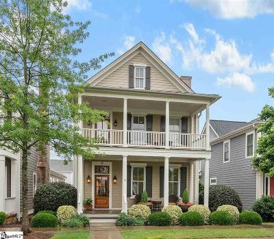 Greenville Single Family Home For Sale: 17 Hollingsworth