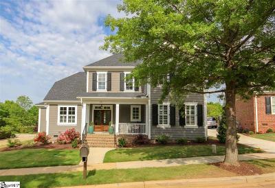 Greenville Single Family Home For Sale: 622 Berkmans
