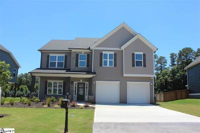 Easley Single Family Home For Sale: 111 Wild Hickory