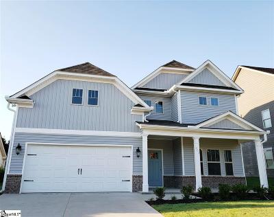 Woodruff Single Family Home For Sale: 503 W Saddletree #Site 83