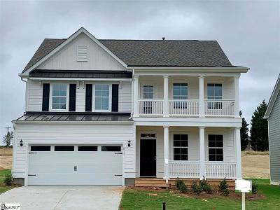 Boiling Springs Single Family Home For Sale: 811 Orchard Valley