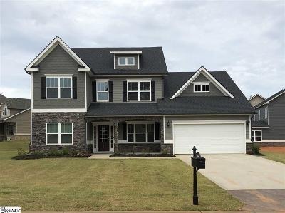 Easley Single Family Home For Sale: 180 Wild Hickory